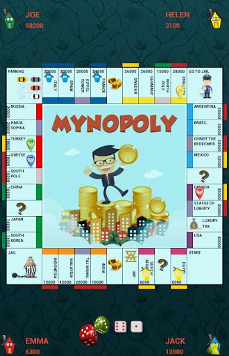 Monger-Free Business Dice Board Game apktram screenshots 2
