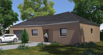 Maison 4 pièces 92,38 m2