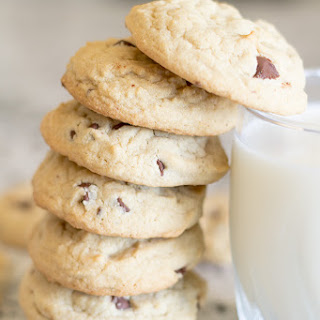 Classic Soft Batch Chocolate Chip Cookies