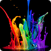 Paint Splash - Splatter Paint, Draw, Make Art