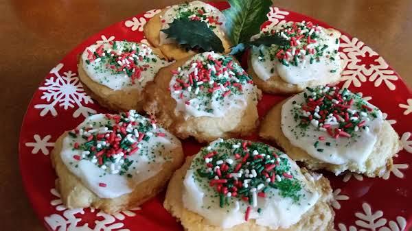 Sour Cream Cookies Recipe