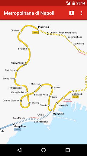Naples Metro