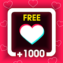 TikBooster - Fans & Followers & Likes & Hearts icon