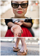 Photo: Triptychs of Strangers #22, The Ageless Sunday Lady > Full Story: http://goo.gl/NxyqS