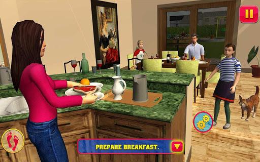 Virtual Mom : Happy Family 3D 1.3 screenshots 7