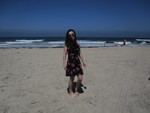 Photo: Starting at the Pacific Ocean, San Diego