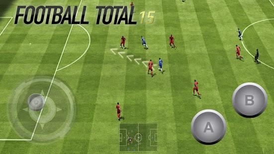 Football Total 2015 apk screenshot 3