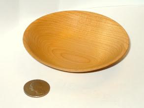 Photo: Thin walled cherry bowl. Feb 2009