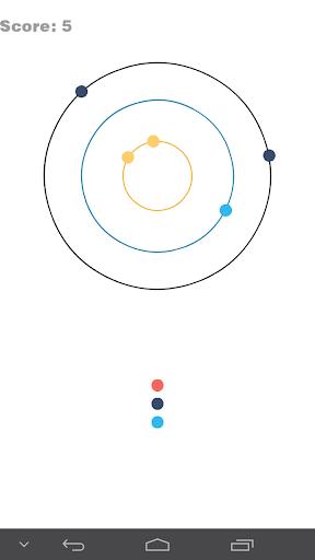 orbits balls