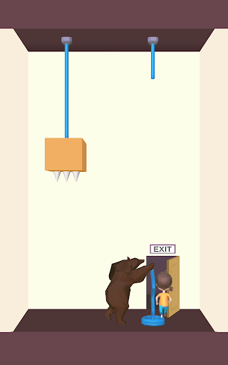 Rescue Cut - Rope Puzzle - screenshot