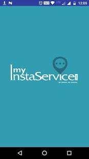 MyInstaService Forms - náhled