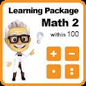 Aprender contar 2 (hasta 100) icon