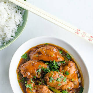 Indian Chili Chicken.