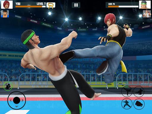 Tag Team Karate Fighting Games: PRO Kung Fu Master 2.2.5 screenshots 8