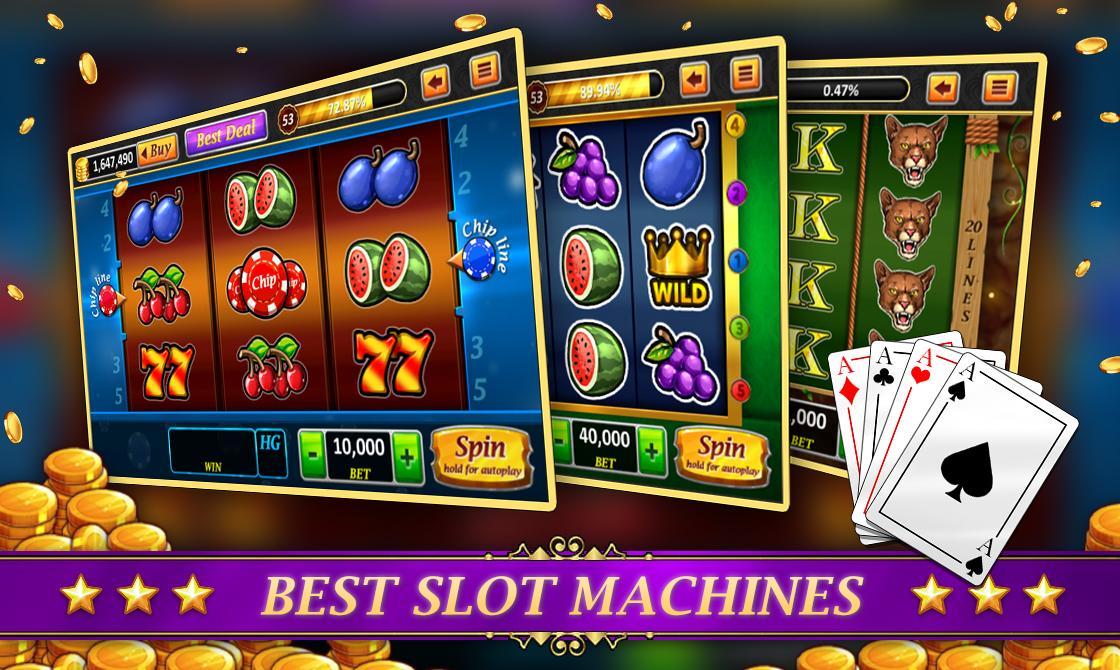 casino slots hd