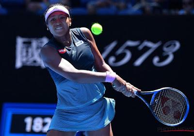 Naomi Osaka begint goed aan de Australian Open en wint in twee sets van jonge Tsjechische