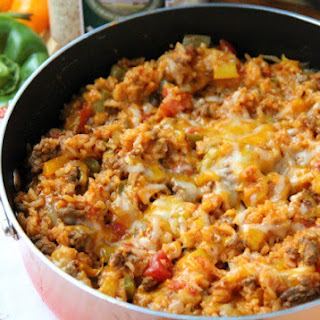 Stuffed Pepper Casserole Rice Recipes