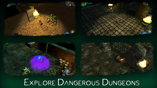 The Dark Book: RPG Offline 2.4.61 screenshots 4