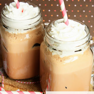 Mocha Cappuccino Cooler