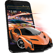 Luxury Sport Car Lambo Launcher Theme