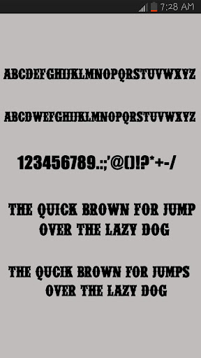 Zombie Fonts Pack