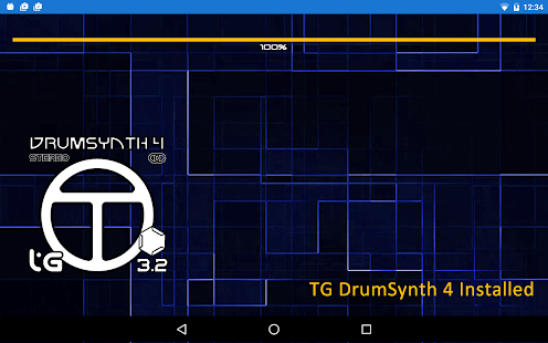 Caustic 3.2 DrumSynth Pack 4- screenshot thumbnail