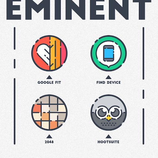 EMINENT - ICON PACK  screenshots 1