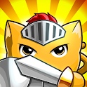 Meowar - PvP Cat Merge Defense TD icon