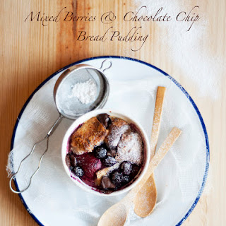 Mixed Berry Bread And Butter Pudding Recipes