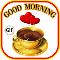 good morning images HD and GIF icon