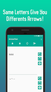ArrowsText - Transform Your Text in Arrows - náhled