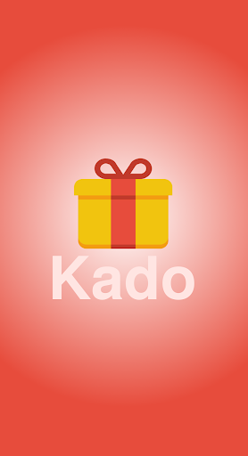 Foto do Kado - Gifts wishlists sharing