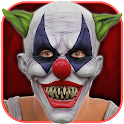 Scary Clown Face Makeup icon