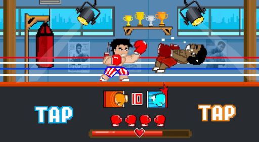 Boxing Fighter ; Arcade Game Hack for the game