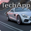 TechApp for Mercedes-Benz icon