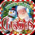 Hidden Object Christmas Celebration Holiday Puzzle icon