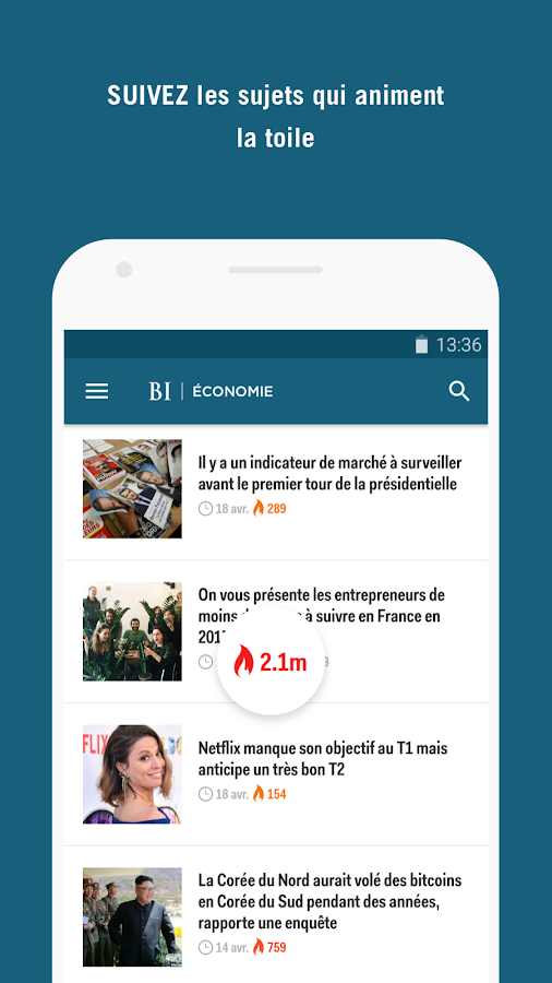 Business Insider France - Tech News & Economie – Capture d'écran