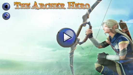 The Archer Hero - náhled