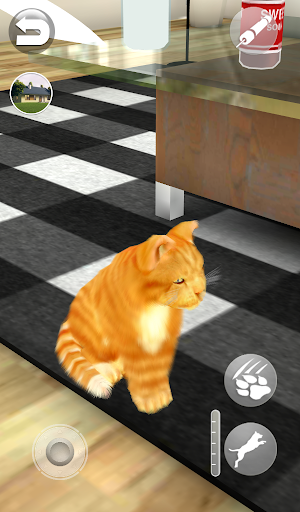 Talking Lovely Cat apkpoly screenshots 12