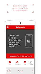 Santander Brasil - náhled
