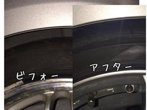 アルトワークス HA36S 2WD 2015/12のタイヤのカスタム事例画像 アルト老さんの2019年01月11日22:16の投稿