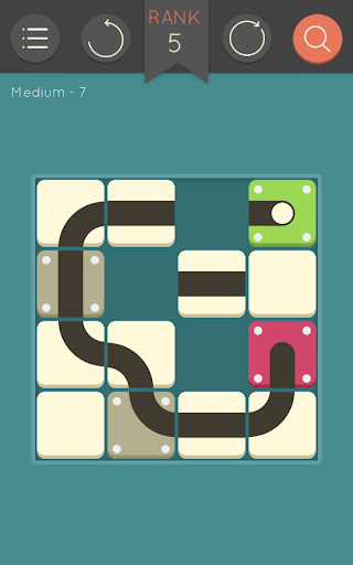 Puzzlerama - Lines, Dots, Blocks, Pipes & more!  screenshots 14