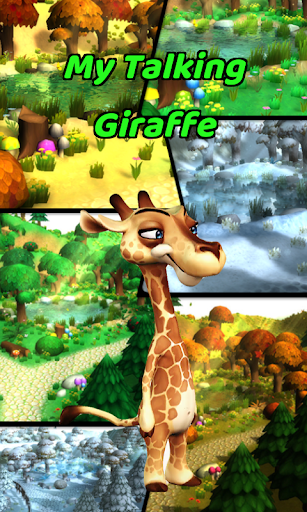My Talking Giraffe 1.0.6 screenshots 2