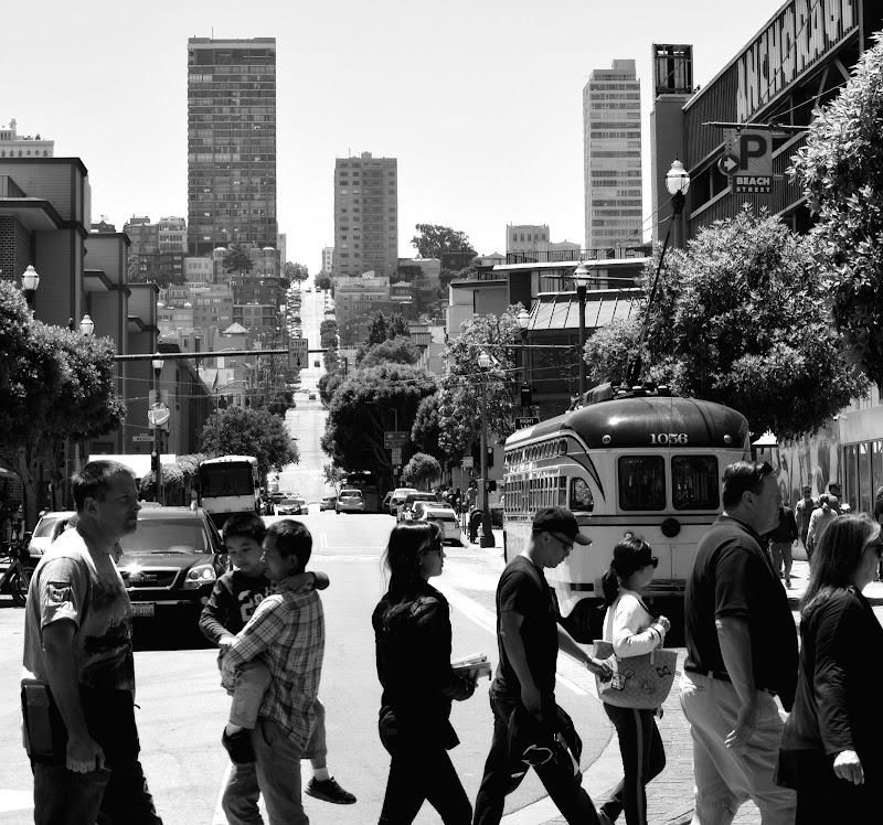 Walking in San Francisco di firestorm