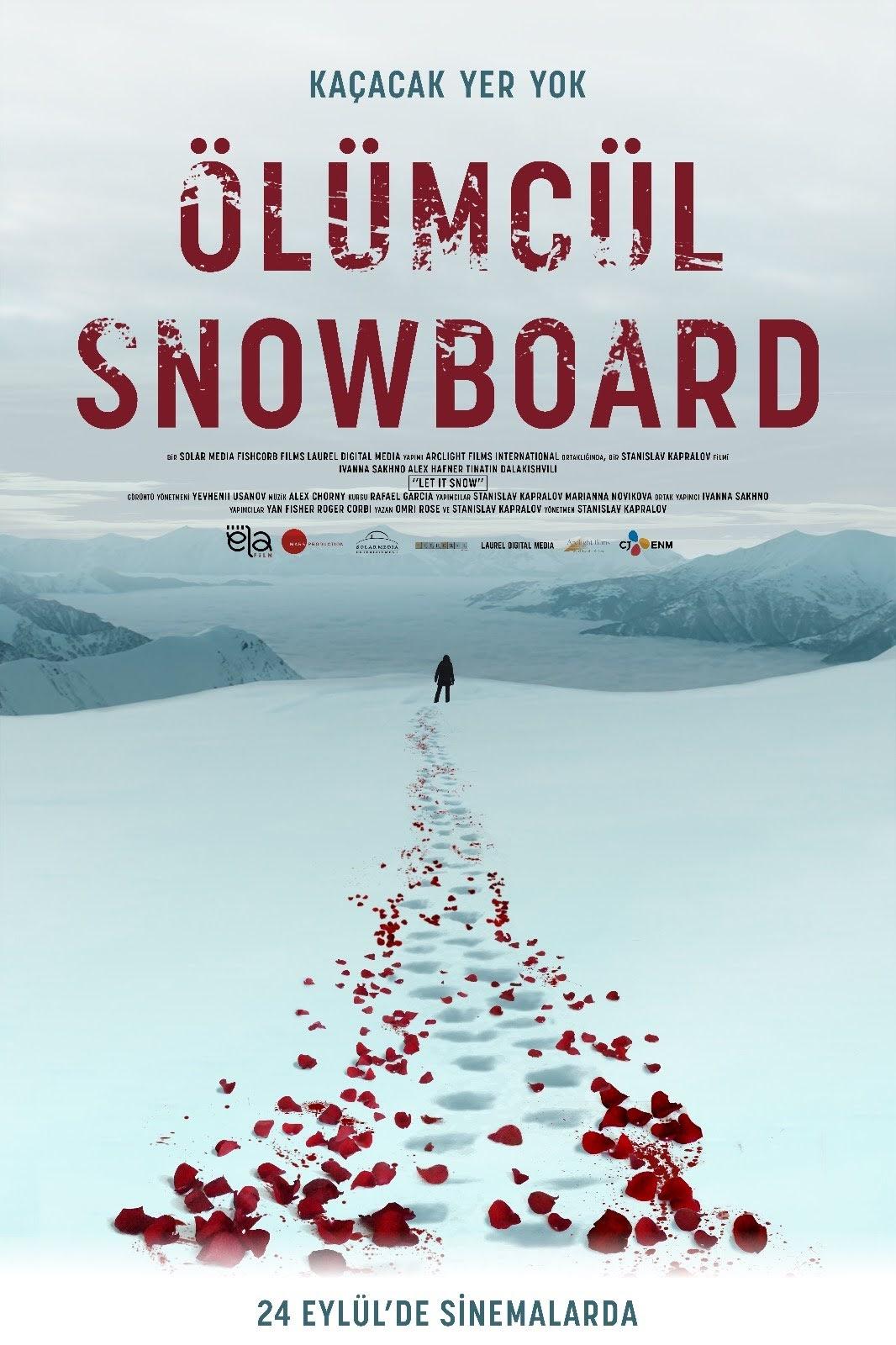 Ölümcül Snowboard - Let it Snow (2021)