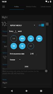 Do Not Disturb – Silent Mode Premium v4.3.7 [Patched] APK 3