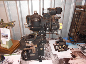 Photo: The Norden bombsight played a big role in winning the war! It was crucial to the bombings in Germany