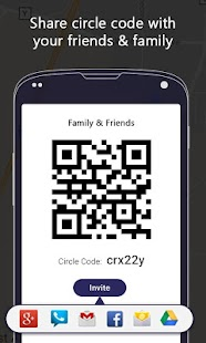 Friends & Family Locator : Phone Tracker & Chat - náhled