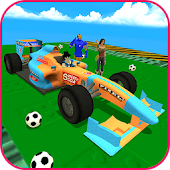 Superheroes Fury Formula Racing
