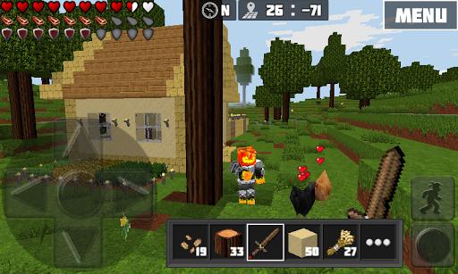 WorldCraft : 3D Build & Craft screenshot 5